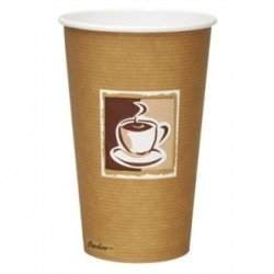 Benders Caffe Disposable Hot Cups 16oz x1000