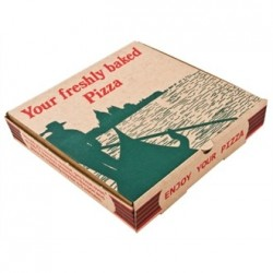 Pizza Boxes 9in