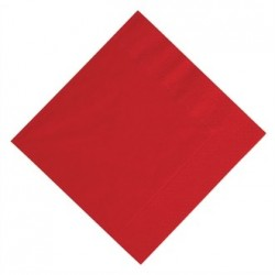 Duni Lunch Napkin Red 330mm