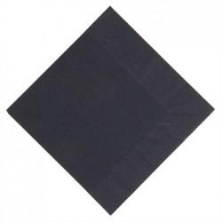 Duni Lunch Napkin Black 330mm