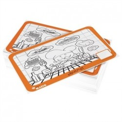 Childrens Colouring Placemat