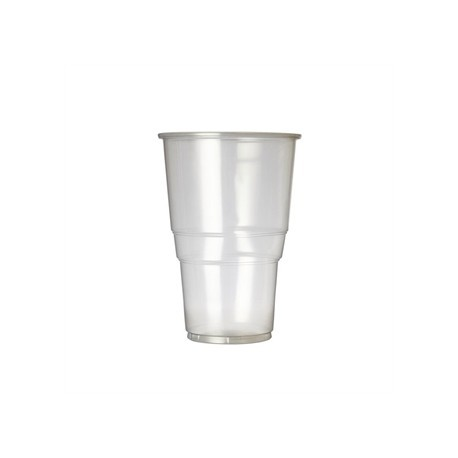 Disposable Pint Glass 20oz To The Brim