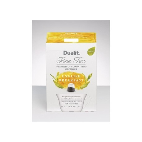 Dualit NX English Breakfast Tea Capsule