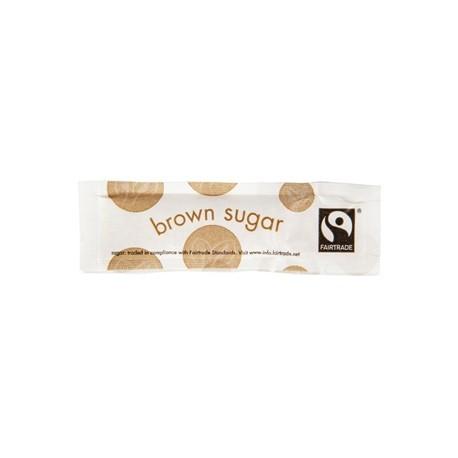 Vegware Fairtade Brown Sugar Sticks