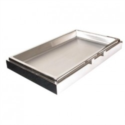APS Frames Stainless Steel 1/1 GN Base