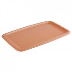 APS Tierra Terracotta Effect Tray 1/1GN