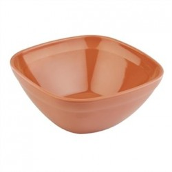 APS Tierra Terracotta Effect Square Bowl 190mm
