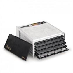 Excalibur 5 Tray White Dehydrator 4500W