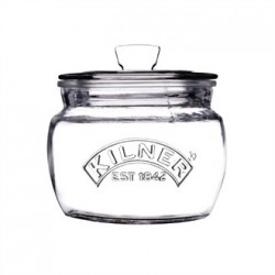Kilner Push Top Preserve Jar 500ml