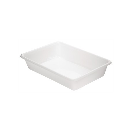 Shallow Food Storage Tray 21in