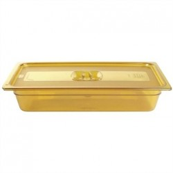 Rubbermaid Polycarbonate 1/1 Gastronorm Container 100mm