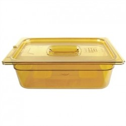 Rubbermaid Polycarbonate 1/2 Gastronorm Container 150mm