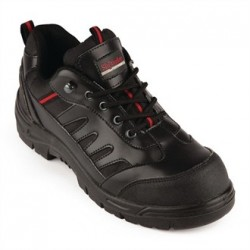 Slipbuster Safety Trainer Black 39