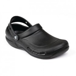 Crocs Black Bistro Clogs 37.5