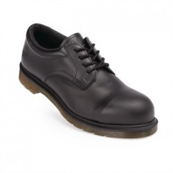 Dr Martens Unisex Classic Black Icon Safety Shoe 36