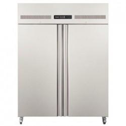 Lec Double Door Freezer Stainless Steel 1400Ltr CUGN1400ST