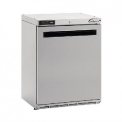Williams Single Door Undercounter Freezer Stainless Steel 133Ltr LA135-SA