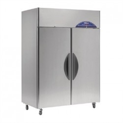 Williams Double Door Upright Freezer Stainless Steel 1288Ltr LG2T-SA