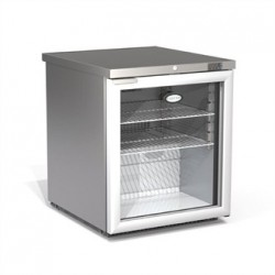 Foster 1 Glass Door 200Ltr Under Counter Fridge HR200G 13/113