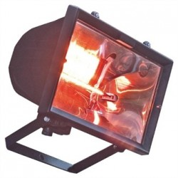 Waterproof Infrared Heat Lamp