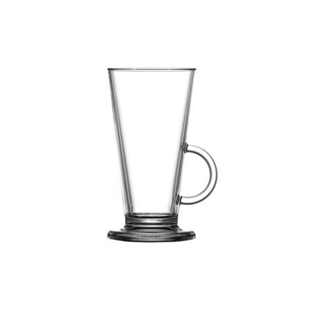 BBP Polycarbonate Latte Glasses 230ml