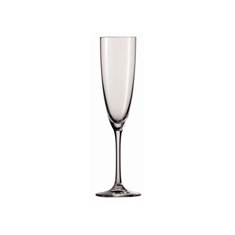 Schott Zwiesel Classico Crystal Champagne Flutes 210ml
