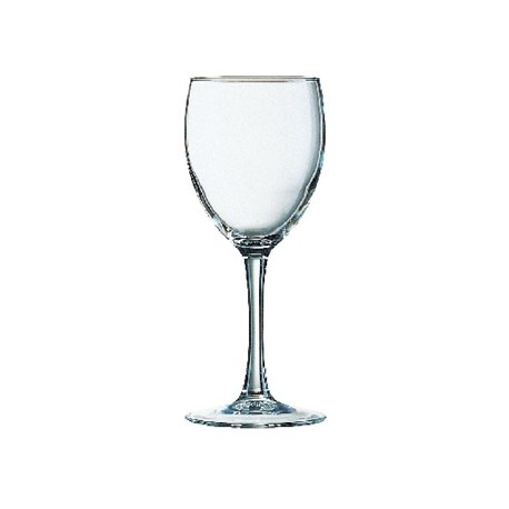 Arcoroc Princesa Wine Glasses 310ml CE Marked at 250ml