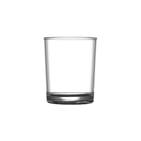 BBP Polycarbonate Elite Rocks Glass 8oz