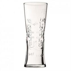 Utopia Carlsberg Nucleated Half Pint Glass CE Marked