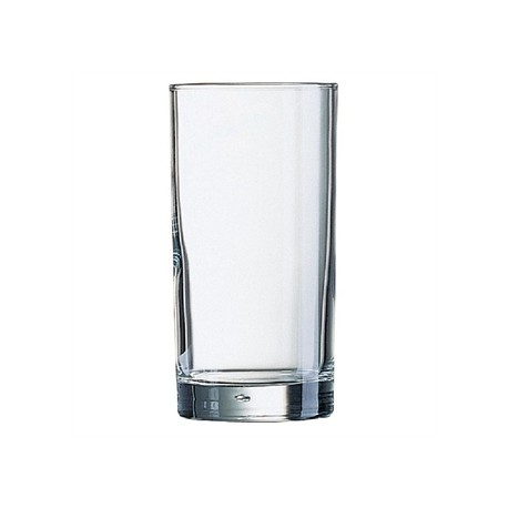 Arcoroc Hi Ball Nucleated Glasses 285ml CE Marked