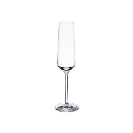 Schott Zwiesel Pure Crystal Champagne Flutes 209ml