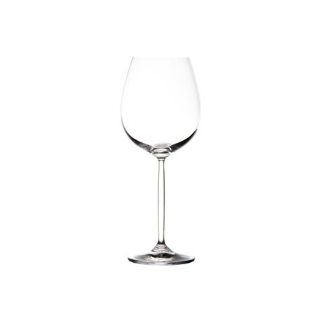 Olympia Poise Crystal Wine Glasses 625ml