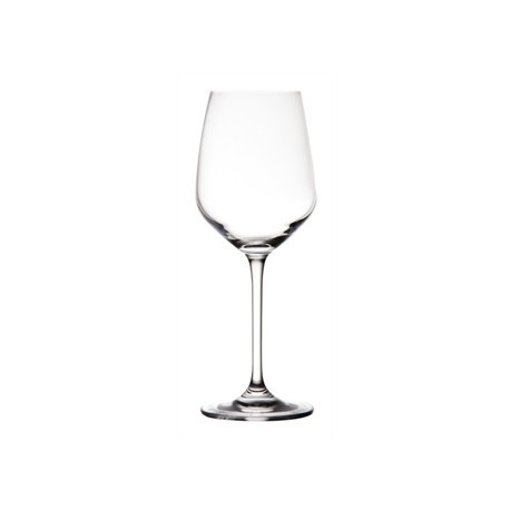 Olympia Chime Crystal Wine Glasses 620ml