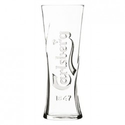 Arcoroc Carlsberg Reward Tall Beer Glasses 570ml CE Marked
