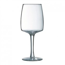 Arcoroc Axiom Large Wine Glass LCE 350ml Lined at 250ml