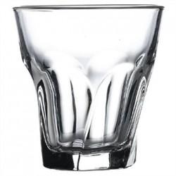 Gibraltar Twist Rocks Glasses 210ml
