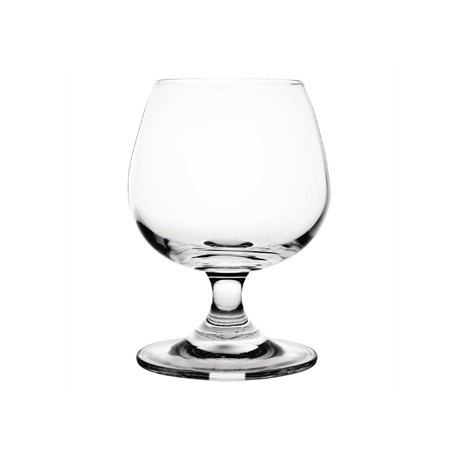 Olympia Crystal Brandy Glasses 255ml