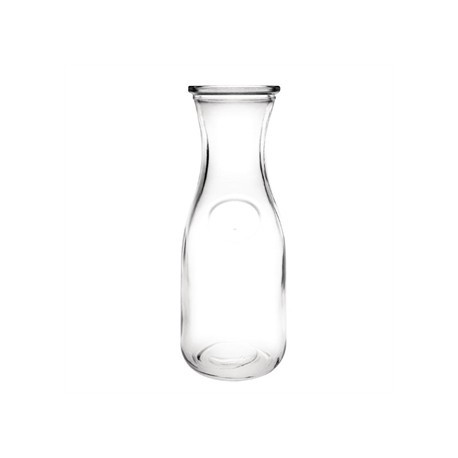 Olympia Glass Carafe 0.5Ltr