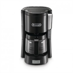DeLonghi Filter Coffee Maker with Strength Control