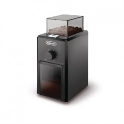 DeLonghi Coffee Grinder Black