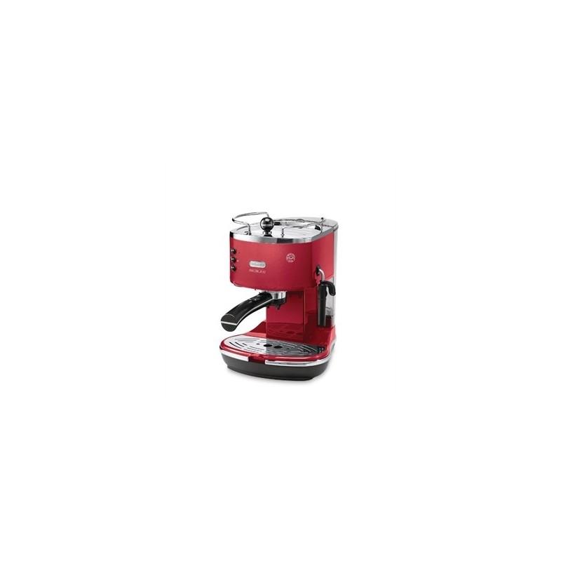 Delonghi Icona Micalite Espresso Coffee Maker Red Nella Online