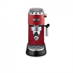 DeLonghi Dedica EC680M Espresso and Coffee Maker Red