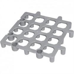 Vogue Plastic Dunnage Floor Rack