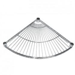 Fan Shelf for Vogue Wire Shelving 610mm
