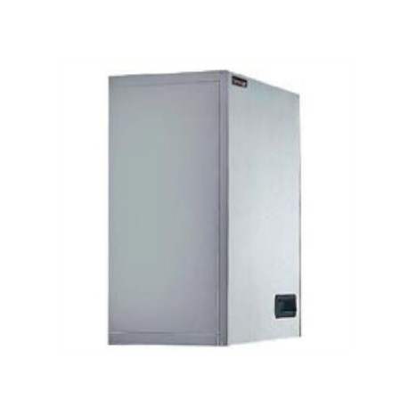Lincat Stainless Steel Wall Cupboard Single 450mm