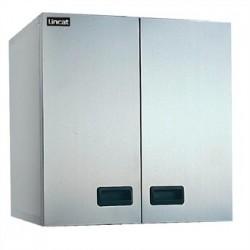 Lincat Stainless Steel Wall Cupboard Double 600mm