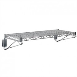 Vogue Steel Wire Wall Shelf 610mm