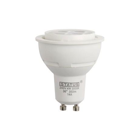 Status LED GU10 Bulb 4W