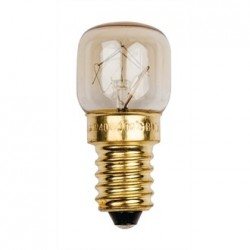 Status Traditional Oven Bulbs 15W SES