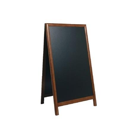 Securit Duplo Pavement Board Dark Wood 68 x 120cm